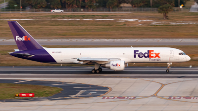 A picture of N785FD - Boeing 757222(SF) - FedEx - © Oliver Richter