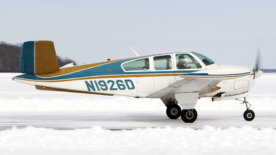 N1926D - Beechcraft C35 Bonanza - Private