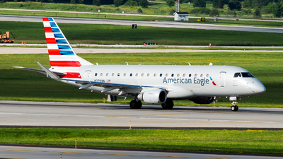 A picture of N278NN - Embraer E175LR - American Airlines - © Benji Gordon