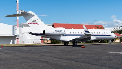 N624BR - Bombardier BD-700-1A10 Global Express XRS - Private