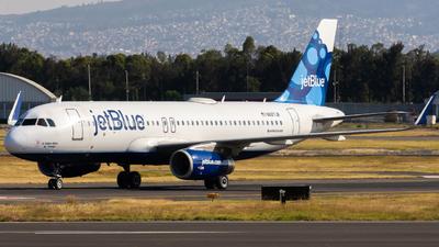 N827JB - Airbus A320-232 - jetBlue Airways