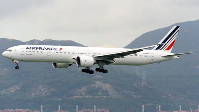 F-GSQV - Boeing 777-328ER - Air France