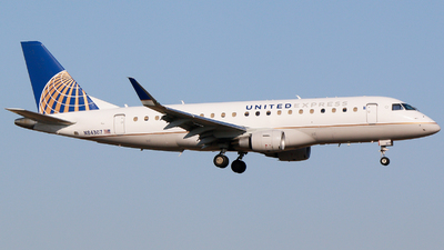 N84307 - Embraer 170-200LR - United Express (Mesa Airlines)