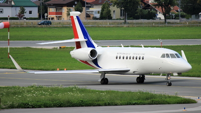 231 - Dassault Falcon 2000LX - France - Air Force
