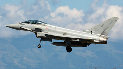 MM7314 - Eurofighter Typhoon EF2000 - Italy - Air Force