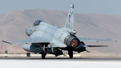 13-145 - Chengdu JF-17 Thunder - Pakistan - Air Force