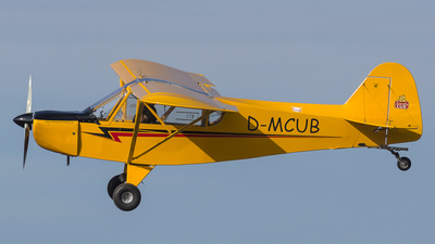 D-MCUB - Zlin Savage Cub - Private
