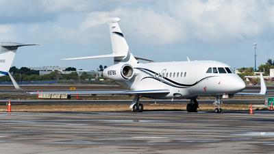 N1978X - Dassault Falcon 2000EX - Private