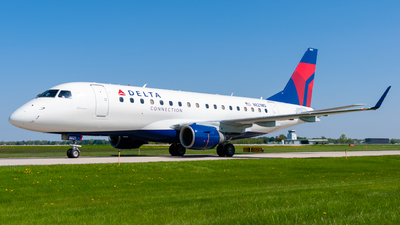 N821MD - Embraer 170-100SU - Delta Connection (Republic Airlines)