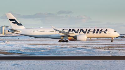 A picture of OHLWG - Airbus A350941 - Finnair - © Otto Kiiski