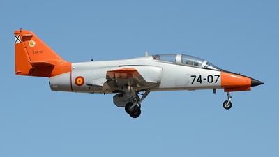 E.25-51 - CASA C-101 Aviojet - Spain - Air Force