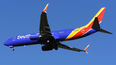 N8321D - Boeing 737-8H4 - Southwest Airlines