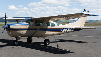 N727DR - Cessna U206A Super Skywagon - Private