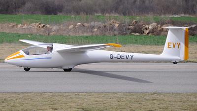 G-DEVY - Schleicher ASK-23 - London Gliding Club