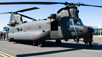 88161 - Boeing CH-47F Chinook - Singapore - Air Force