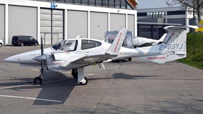 2-GSYJ - Diamond DA-42 Twin Star - Private