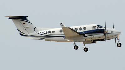 A picture of YV2840 - Beech 300LW Super King Air - [FA211] - © Nito