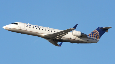N980SW - Bombardier CRJ-200ER - United Express (SkyWest Airlines)