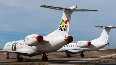 CS-TPN - Embraer ERJ-145EP - PGA Portugália Airlines
