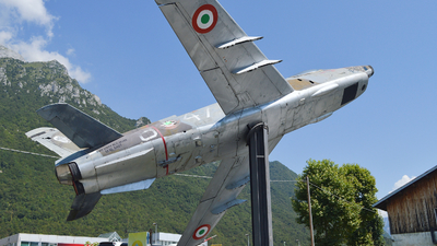 MM6487 - Fiat G91-Y - Italy - Air Force