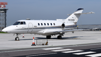 N535RV - Raytheon Hawker 800XP - Private