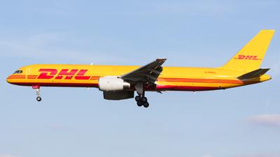 G-DHKG - Boeing 757-236(SF) - DHL Air