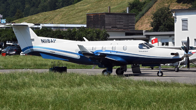 N118AP - Pilatus PC-12/45 - Private