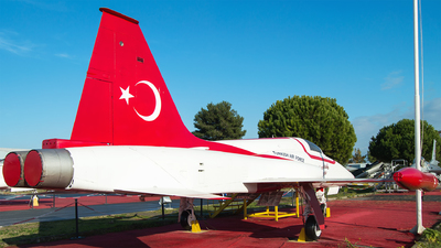 70-3022 - Canadair NF-5A Freedom Fighter - Turkey - Air Force