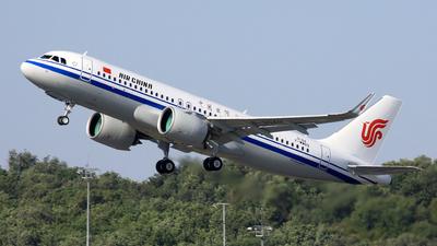 F-WWBQ - Airbus A320-271N - Air China