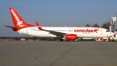OE-IIF - Boeing 737-86N - Corendon Airlines Europe