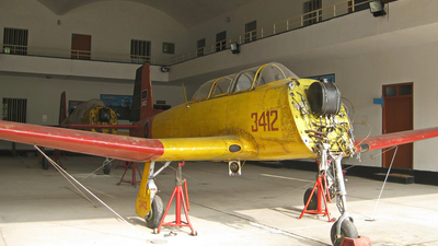 412 - Nanchang PT-6A - Bangladesh - Air Force