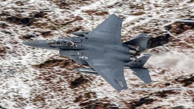 96-0202 - McDonnell Douglas F-15E Strike Eagle - United States - US Air Force (USAF)