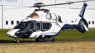 A picture of FWWPL - Airbus Helicopters H160 - Airbus - © bruno muthelet
