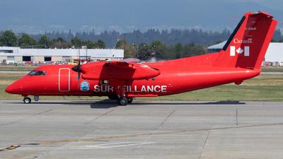 C-GSUR - Bombardier Dash 8-102 - Canada - Department of Transport