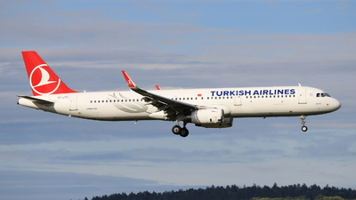 A picture of TCJTO - Airbus A321231 - Turkish Airlines - © Christoph Plank