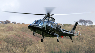 G-VIVE - Agusta-Westland AW-109SP GrandNew - Private