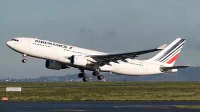 F-GZCB - Airbus A330-203 - Air France
