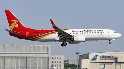 B-5440 - Boeing 737-87L - Shenzhen Airlines
