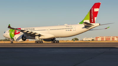 A picture of CSTUN - Airbus A330941 - TAP Air Portugal - © Marta Costa