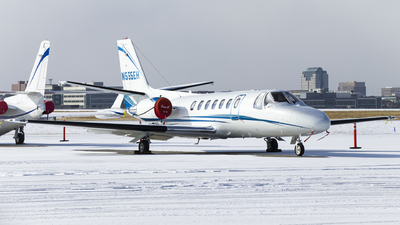 N555EH - Cessna 560 Citation Ultra - Private
