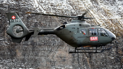 T-370 - Eurocopter EC 635P2 - Switzerland - Air Force