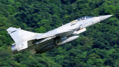 2031 - Dassault Mirage 2000-5EI - Taiwan - Air Force