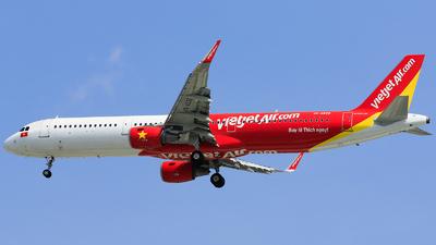 VN-A636 - Airbus A321-211 - VietJet Air