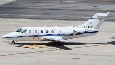 I-SAGE - Raytheon Hawker 400XP - Private