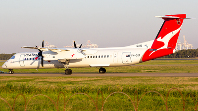 VH-QOP - Bombardier Dash 8-Q402 - QantasLink (Sunstate Airlines)