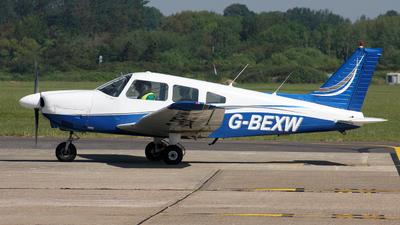 G-BEXW - Piper PA-28-181 Archer II - Private