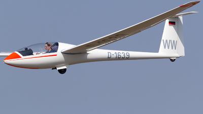 D-1639 - Rolladen-Schneider LS-4 - Aero Club - Krakowski