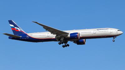 A picture of VQBUC - Boeing 7773M0(ER) - Aeroflot - © Vitaly Revyakin