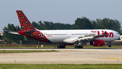 HS-LAJ - Airbus A330-343 - Thai Lion Air