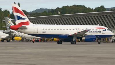 G-GATP - Airbus A320-232 - British Airways